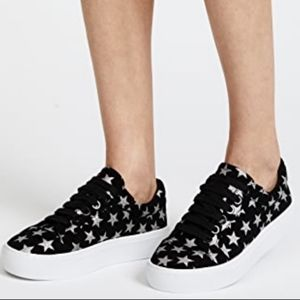 Rebecca Minkoff Nadia Galaxy Star shoes